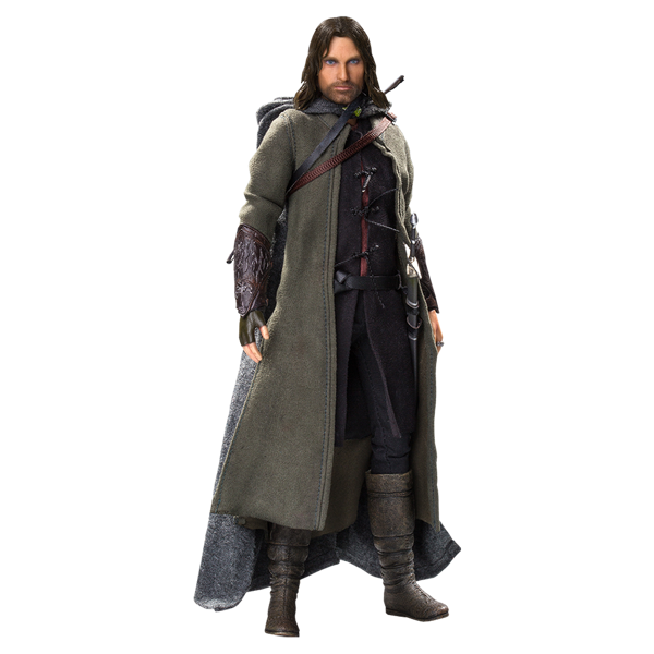 The Lord of the Rings - The Two Towers - Aragorn 1/8 Deluxe Figure - Packshot 1