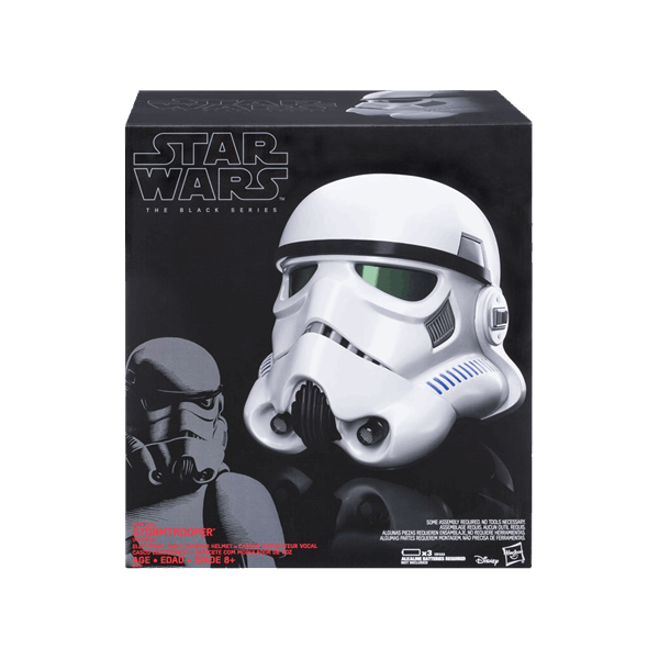 Star Wars - Stormtrooper Helmet Replica - Packshot 2