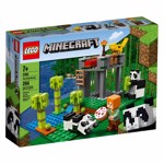 Minecraft - LEGO The Panda Nursery - Packshot 5