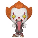 It: Chapter 2 - Pennywise Tongue Out Pop! Vinyl Figure - Packshot 1