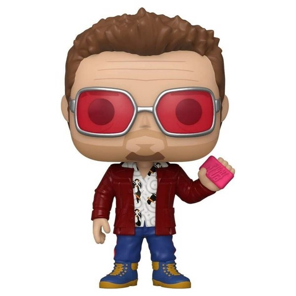 Fight Club - Tyler Durden with Buddy Pop! Vinyl Figure - Packshot 1