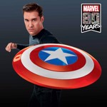 Marvel - Hasbro Marvel Legends Series Captain America Classic Shield - Packshot 2