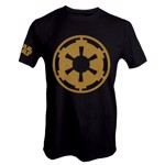 Star Wars - Empire Symbol Gold T-Shirt - Packshot 1