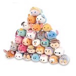 Disney - Tsum Tsum Squishies Series 2 4-Pack Figure - Packshot 2