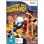 Destroy All Humans! Big Willy Unleashed - Packshot 1