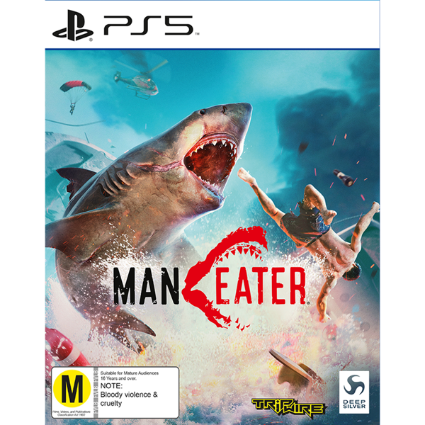 Maneater - Packshot 1