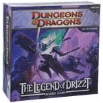 Dungeons & Dragons - The Legend of Drizzt Board Game - Packshot 1