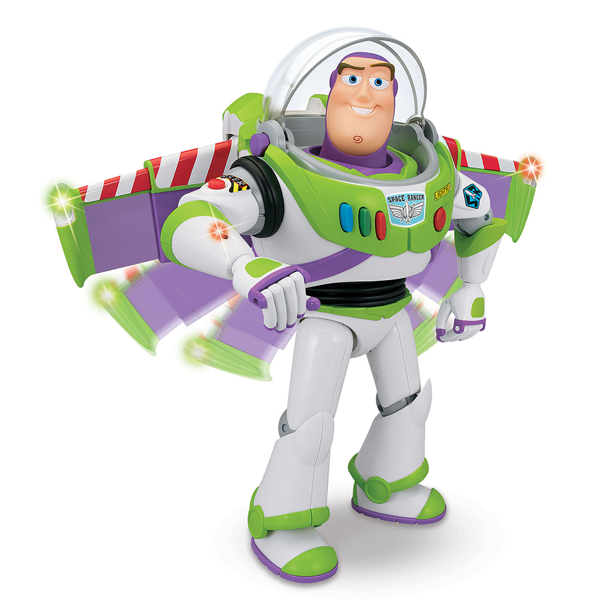 "Disney - Toy Story - Buzz Lightyear 12"" Talking Figure - Packshot 1"