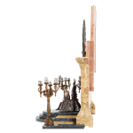 Game of Thrones - Iron Throne Room Construction Set - Packshot 3