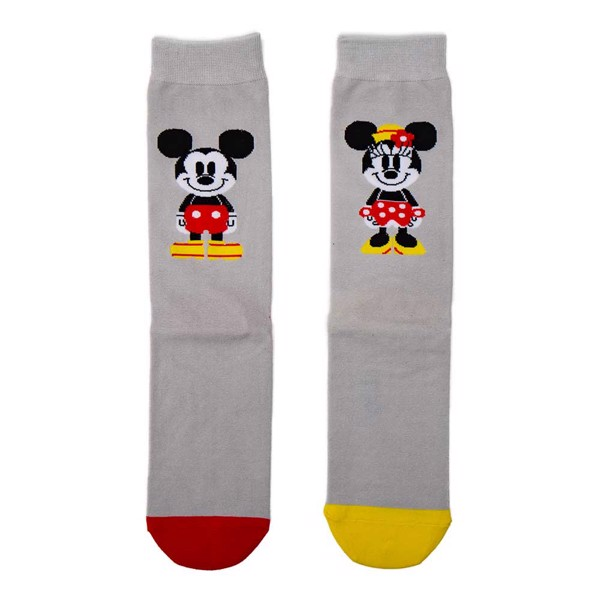 Disney - Mickey Mouse - Mickey and Minnie Mouse Socks - Packshot 1