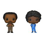 The Jeffersons - George & Louise Pop! Vinyl 2-pack - Packshot 1