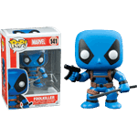 Marvel - Deadpool (Foolkiller Blue) Pop! Vinyl Figure - Packshot 1
