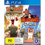 Worms Battlegrounds + Worms WMD - Packshot 1