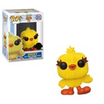 Disney - Toy Story 4 - Ducky Flocked Pop! Vinyl Figure - Packshot 1
