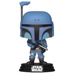 Star Wars: The Mandalorian - Death Watch Metallic Pop! Vinyl Figure - Packshot 1