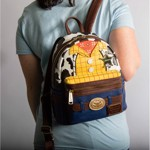 Disney - Toy Story Woody Cosplay Loungefly Mini Backpack - Packshot 3
