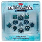 Dungeons & Dragons - Icewind Dale: Rime of the Frostmaiden Dice & Token Set - Packshot 1