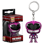 Mighty Morphin' Power Rangers - Power Rangers Movie - Pink Ranger Pop! Vinyl Keychain - Packshot 1