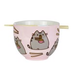 Pusheen - Pusheen Ramen Bowl and Chopsticks - Packshot 1