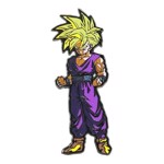 Dragon Ball Z: Super Saiyan Gohan FiGPiN - Packshot 1