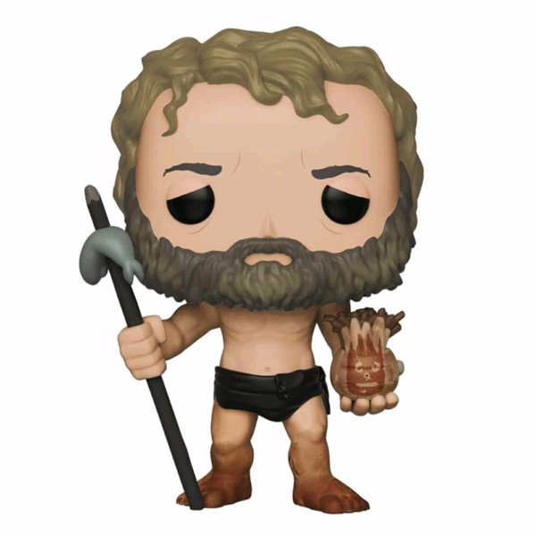 Cast Away - Chuck with Wilson Pop! Vinyl Figure - Packshot 1