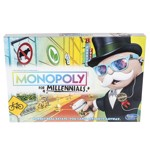 Monopoly for Millennials Board Game - Packshot 1