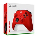 Xbox Wireless Controller Pulse Red - Packshot 4