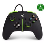 Power A - Xbox One - Enhanced Wired Controller - Green Stripe - Packshot 1