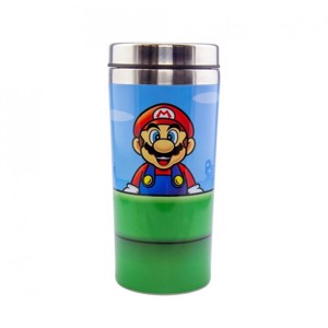 Nintendo - Mario Warp Pipe Travel Mug - Things For Home