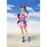 Dragon Ball Z - Bulma beginning of a great adventure Figuarts figure - Packshot 2