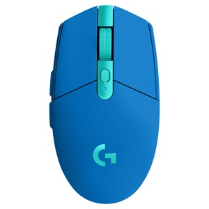 Logitech G305 Lightspeed RGB Wireless Gaming Mouse - Blue