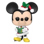 Disney - Minnie Mouse Holiday Pop! Vinyl Figure - Packshot 1