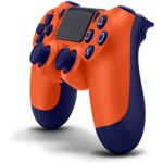 New PlayStation 4 DualShock 4 Wireless Controller - Sunset Orange - Packshot 2