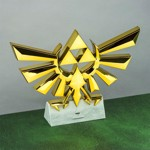 The Legend of Zelda Hyrule Crest Lamp - Packshot 4