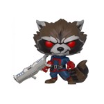 Marvel - Guardians of the Galaxy - Rocket Raccoon Classic Pop! Vinyl Figure - Packshot 1