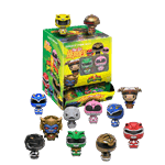 Mighty Morphin' Power Rangers - Pint Sized Heroes Blind Bag (Single Bag) - Packshot 1