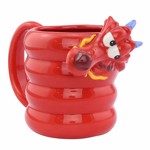 Disney - Mulan - Mushu Shaped Mug - Packshot 1
