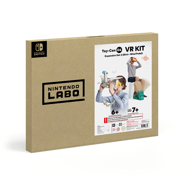 Nintendo Labo VR Kit - Expansion 2 - Packshot 1