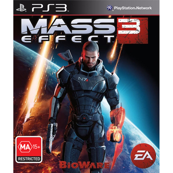 Mass Effect 3 - Packshot 1