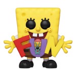 Nickelodeon - Spongebob - Spongebob and Plankton with FUN Pop! Vinyl Figure - Packshot 1