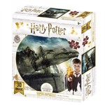 Harry Potter - Escape from Gringotts 3D-Image 500-Piece Puzzle - Packshot 1