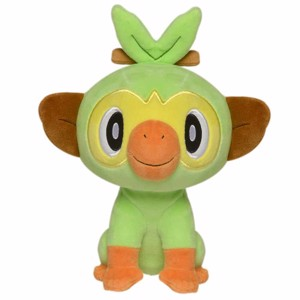 "Pokemon - Grookey 8"" Plush"