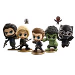 Marvel - Avengers - Infinity War - Cosbaby Collectible Set of 7 - Packshot 1