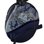 Turtle Beach Recon 70 Blue Camo Headset - Packshot 4