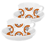 Star Wars - BB-8 2-Pack Teacup and Saucer Set - Packshot 1