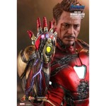 "Marvel - Avengers 4: Endgame - Iron Man Mark LXXXV Diecast 1:6 Scale 12"" Action Figure - Packshot 4"