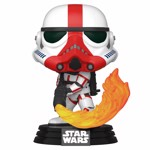 Star Wars: The Mandalorian - Incinerator Stormtrooper Pop! Vinyl Figure - Packshot 1