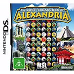 Lost Treasures of Alexandria - Packshot 1