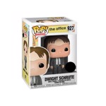 The Office - Dwight with Mask Pop! Vinyl Figure - Packshot 2