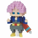 Dragon Ball Z - Trunks Nanoblocks Figure - Packshot 1